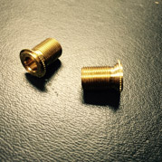 Brass Copper Alloy Insert Bearing for the Medical & Automotive Industries