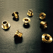 Brass Front Bushing for the Automotive & Aerospace Industries
