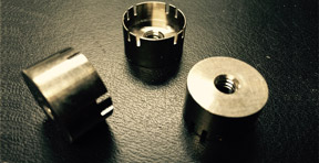 Screw Machining of a Brass End Cap for the Electronics Industry